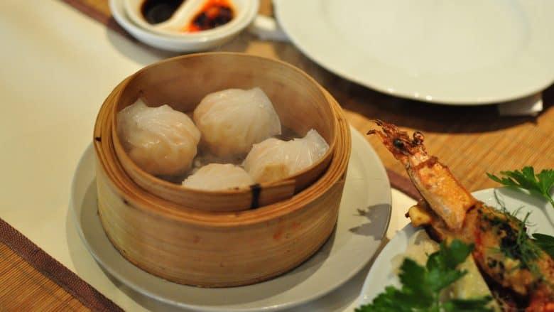 Essen mit Chinesen