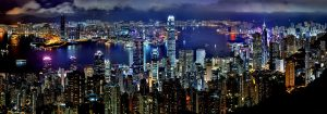 China Business Knigge und Hong Kong